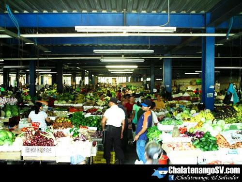 Historia del Mercado Municipal de Chalatenango