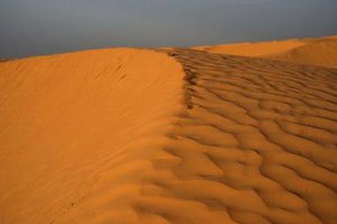 Sahara near Douz