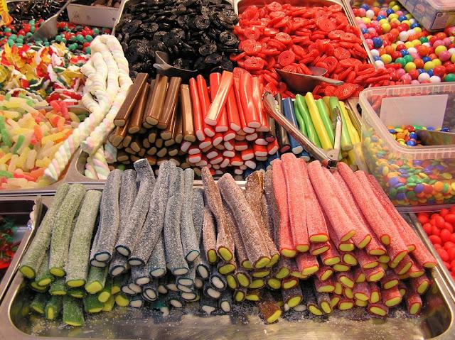 Fotos gratis - Gominolas y dulces