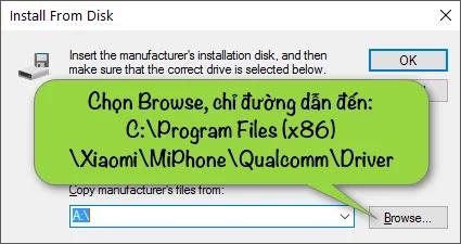 Cara Unbrick Dan Flash Rom Redmi 3 dari Rom Abal-abal ke Rom China Stable 7.1.1.0 Locked Bootloader - Update Driver Software 5