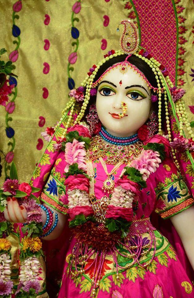 ISKCON GEV Deity Darshan 08 Jan 2017 (13)