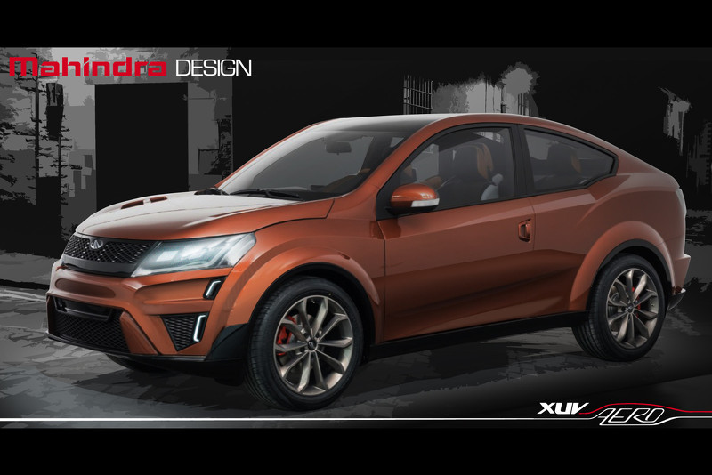 XUV Aero Concept