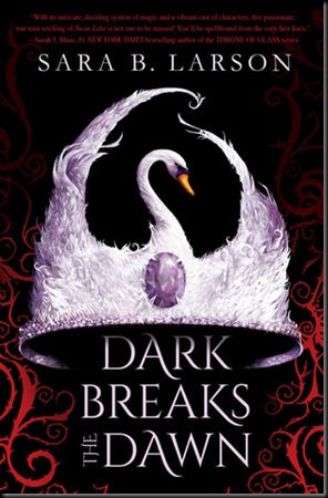 Dark Breaks the Dawn  (Untitled Duology, #1)