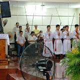 Thánh lễ liên huynh Đaminh Thánh Hiến - 2013