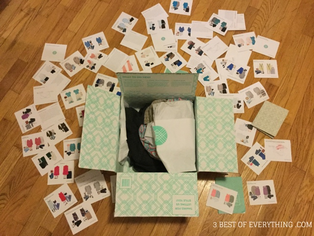 Stitch Fix Unboxing