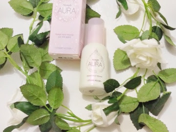 [Review] Etude House Nymph Aura Volumer #1Pure