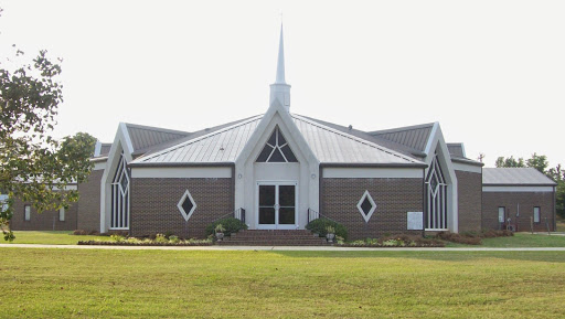 New Home AME <b>Zion Church</b>