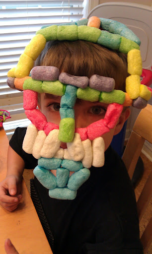 foam mask