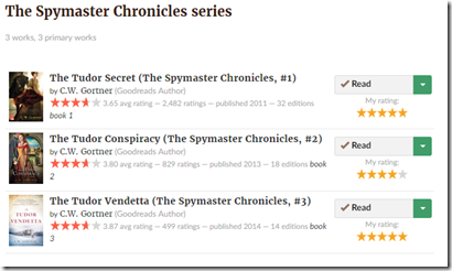 spymaster chronicles