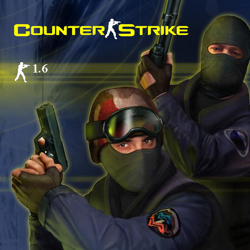 Counter Strike v1.6 Full + Türkçe Yama + Bot + Non-Steam Patch Tek Link indir