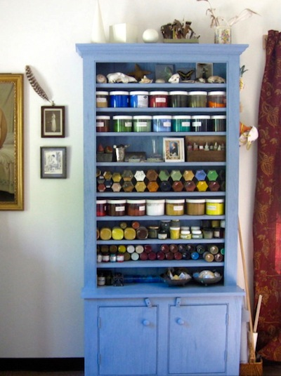 KS  NH Studio Pigment shelf