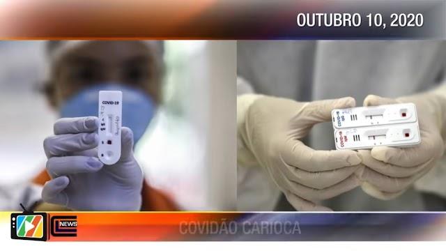 O Brasil em 10 Outubro por Cláudio Lessa. (assista ao vídeo disponível nos links na matéria).