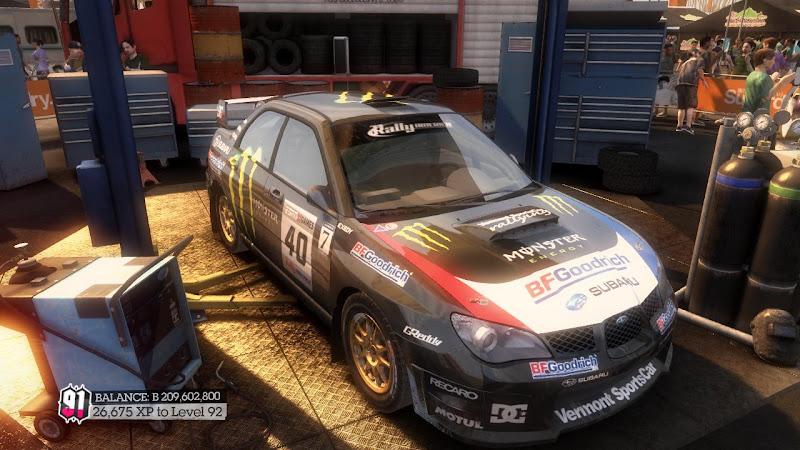 รายการรถกลุ่ม Rally ใน DiRT2 N12-02