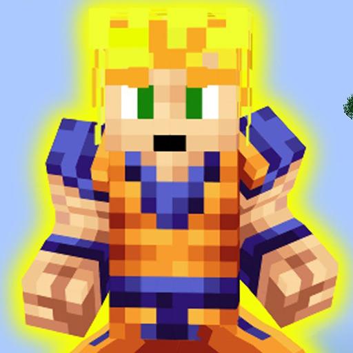 Mod Saiyan for Minecraft PE