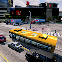 Real Coach Bus Simulator 3D 2019 icon