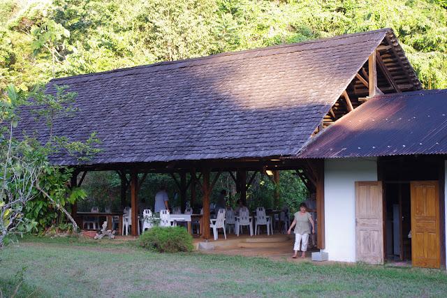 Relais de Patawa (Montagne de Kaw), 23 octobre 2012. Photo : J.-M. Gayman