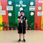 Hindi Diwas (Grade II) 14-9-2018