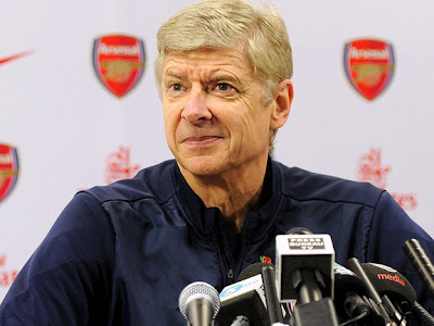 Arsenal DID get good news this week from Man United and City