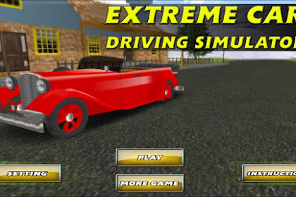 Extreme Car Driving Simulator v4.17.2 Full Apk For Android