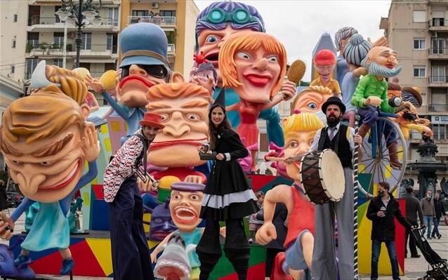Πατρινό καρναβάλι: Τελετή έναρξης με μέτρα προστασίας για τον κορωνοϊό