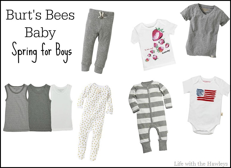 Burts Bees Baby Spring for Boys