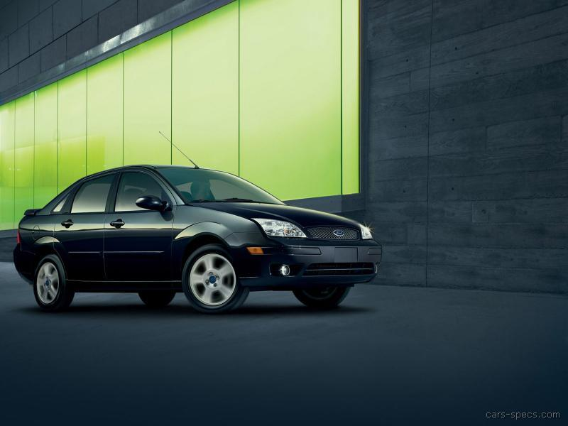 2005 ford focus sedan specifications pictures prices. Black Bedroom Furniture Sets. Home Design Ideas