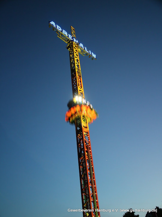 Freifallturm Adrenalin - 32 Meter in die Tiefe!