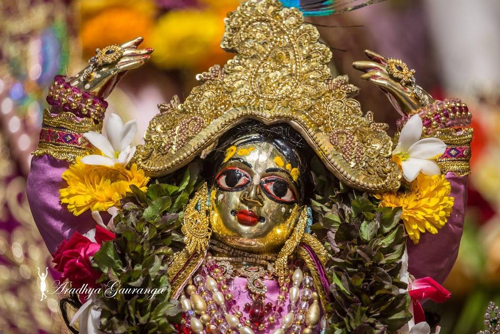 ISKCON Mayapur Deity Darshan 11 Jan 2017 (15)