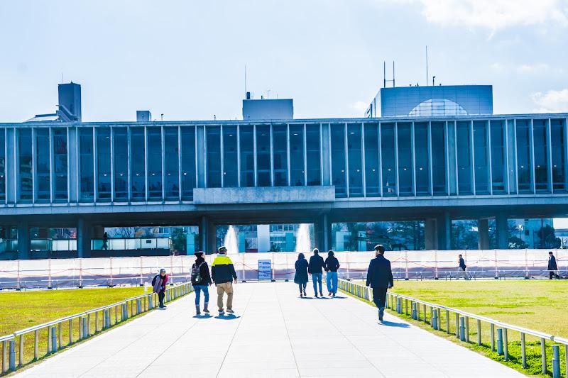 平和記念公園 広島平和記念資料館1