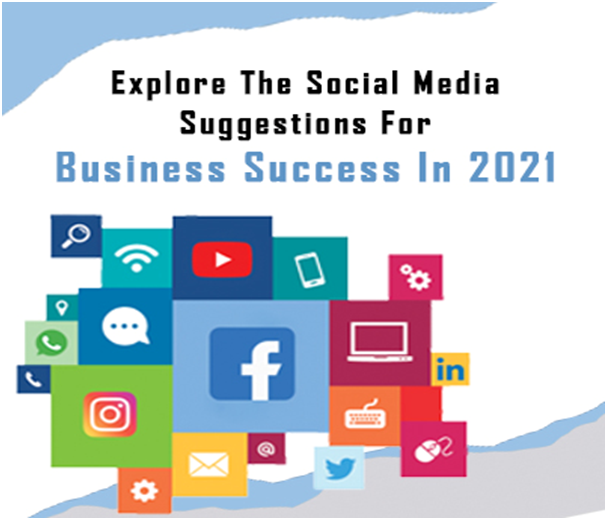 Social Media Marketing Suggestions For Business Success In 2021