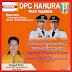 DPC Hanura Way Kanan Mengucapkan Selamat Atas Dilantiknya Bupati/Wabup Way Kanan