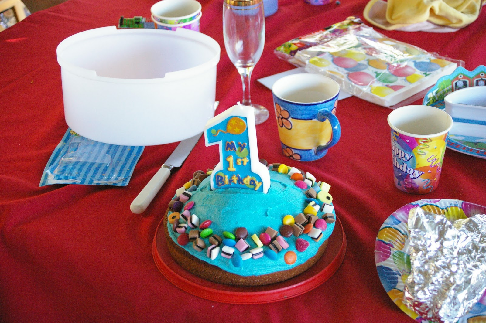 Swell The Birthday Cakes So Far Domesblissity Personalised Birthday Cards Xaembasilily Jamesorg