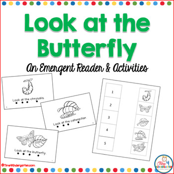 butterfly activities for kindergarten