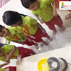 Cooking Activity - Popcorn Making by Nursery Section (2018-19), Witty World, Goregaon East