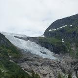 De Bøyabreen-gletsjer.