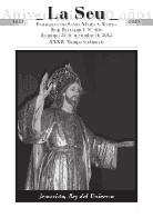 Hoja Parroquial Nº 486 - Jesucristo, Rey del Universo. Iglesia Colegial Basílica de Santa María de Xàtiva 2012