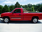 2004 Chevrolet Silverado 1500 Base Standard Cab Pickup 2-Door 4.8L