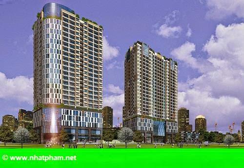 Hình 1: Mở bán căn hộ tòa A chung cư CT36 Dream Home