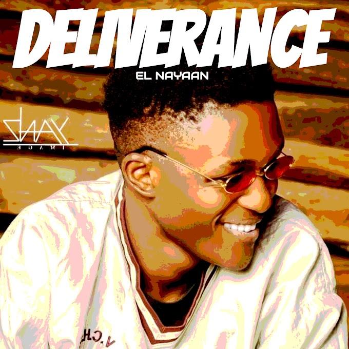 """El Nayaan — """"Deliverance"""" (Bloody Samaritan Cover)"""