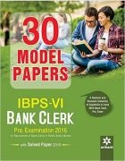 IBPS Clerk Exam Practice Papers Books