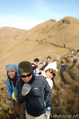 Mount Pulag Climb I Organized last February 2010