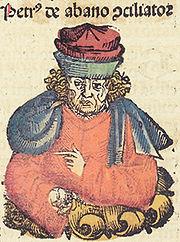 Peter De Abano 1, Peter De Abano