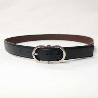 Salvatore Ferragamo Reversible Belt