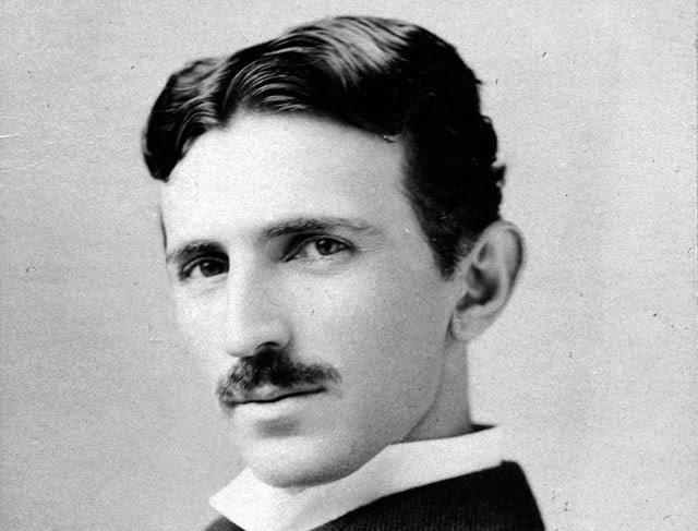 Nikola Tesla 001