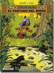Yakari 33 - El Pantano del Miedo (By Alí Kates)