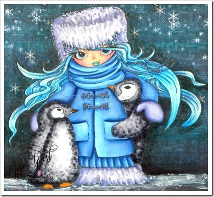 Frosty Penguins (4)