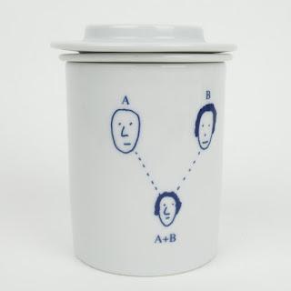 Andrea Branzi for Alessi Genetic Tales Tea Mug