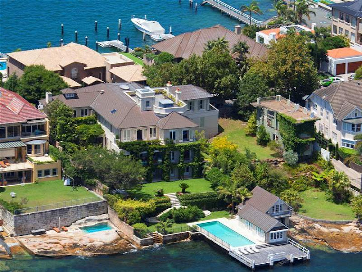 Altona, listed for sale for over $50 million