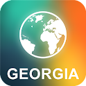 Georgia Offline Map icon