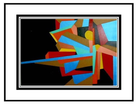 Robert Ferguson geometric